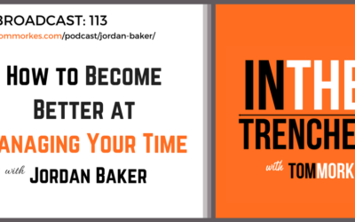 Podcast: How to Become Better at Managing Your Time